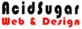 AcidSugar Web & Design